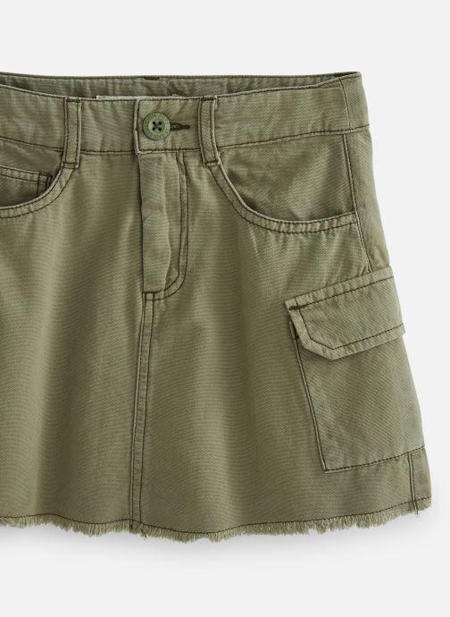 Vêtements Pepe jeans Luciana Vert vue portées chaussures