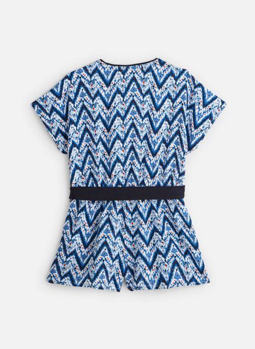 Vêtements Pepe jeans Clea Bleu vue bas / vue portée sac