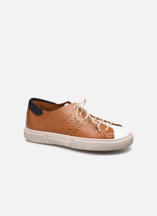 Sneakers PèPè Baskets-Nevada Tabacco Marrone vedi dettaglio/paio