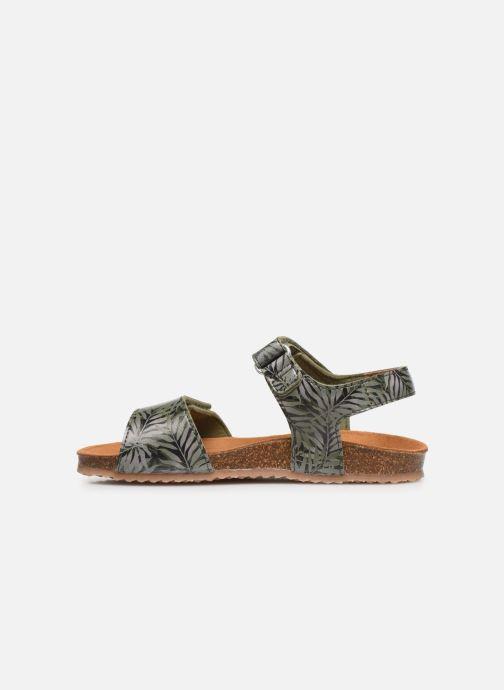 Sandali e scarpe aperte PèPè Sandales-Jungle Verde immagine frontale