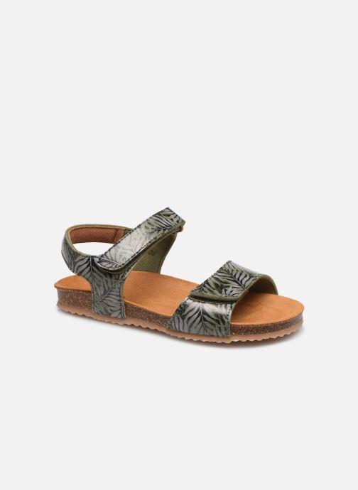Sandali e scarpe aperte PèPè Sandales-Jungle Verde vedi dettaglio/paio