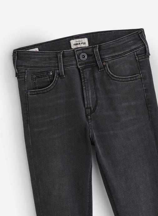 Vêtements Pepe jeans Pixlette High Stud Noir vue portées chaussures