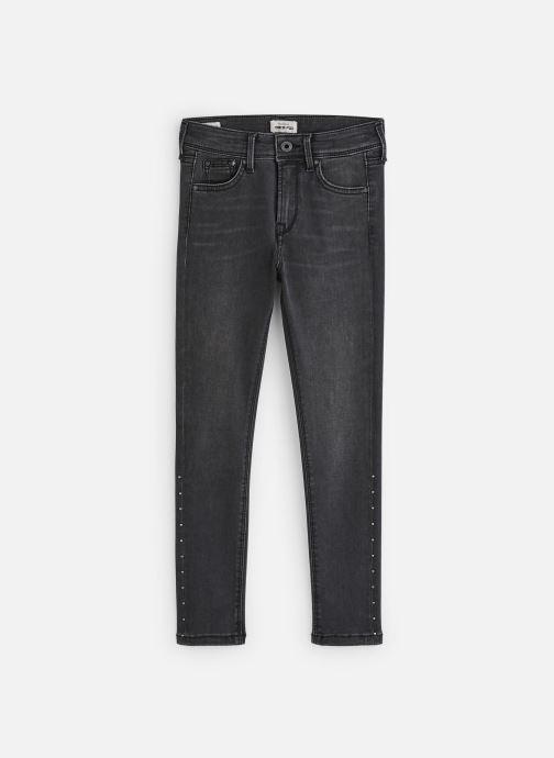 Vêtements Pepe jeans Pixlette High Stud Noir vue détail/paire
