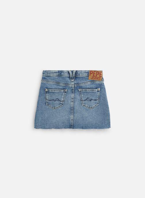 Vêtements Pepe jeans Millie Worker Bleu vue bas / vue portée sac