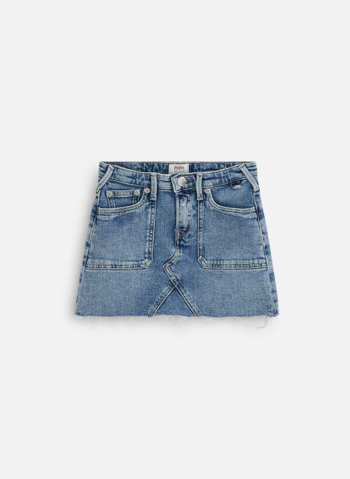 Vêtements Pepe jeans Millie Worker Bleu vue détail/paire