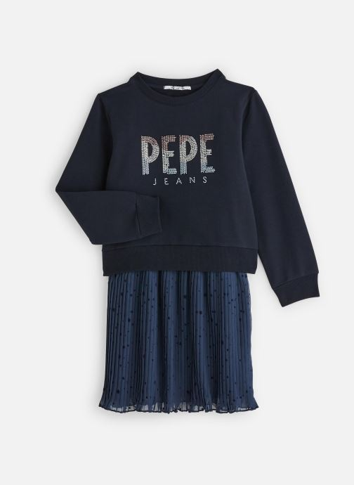 Vêtements Pepe jeans Tilda Bleu vue détail/paire