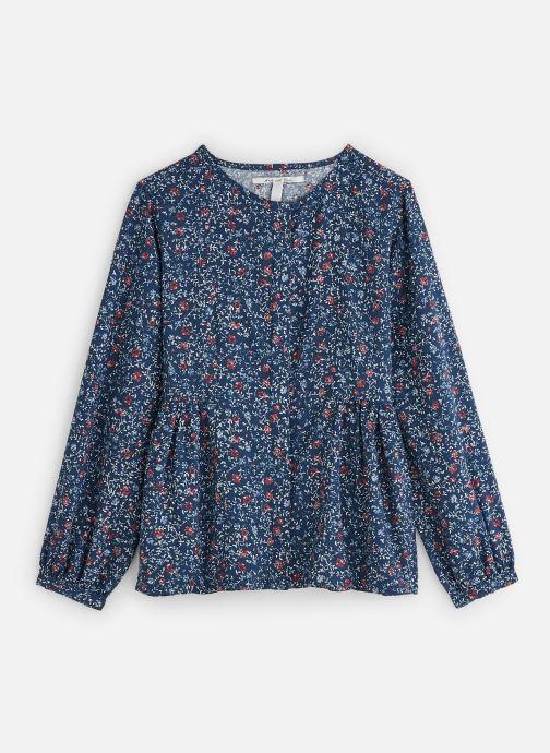 Vêtements Pepe jeans Isa Bleu vue détail/paire