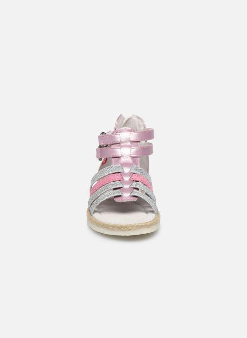 Sandalen NA! Adelina rosa schuhe getragen