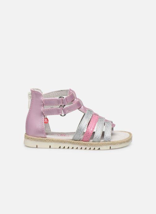 Sandalen NA! Adelina rosa ansicht von hinten