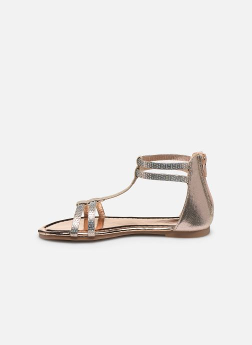 Sandali e scarpe aperte NA! Sargo Oro e bronzo immagine frontale