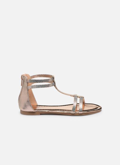 Sandali e scarpe aperte NA! Sargo Oro e bronzo immagine posteriore