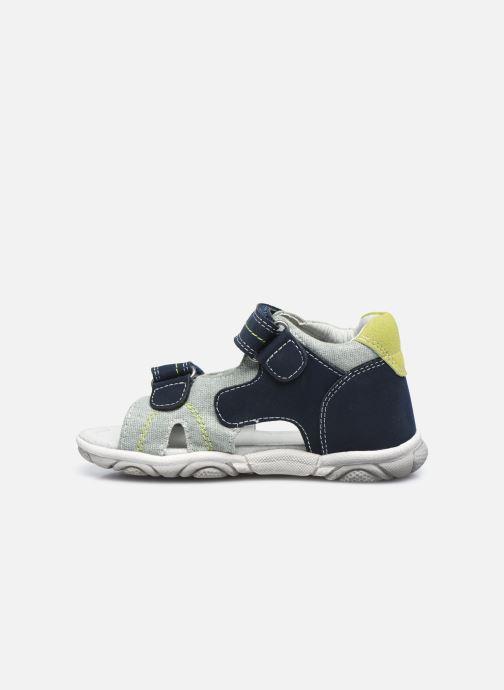Sandalen NA! Agris blau ansicht von vorne