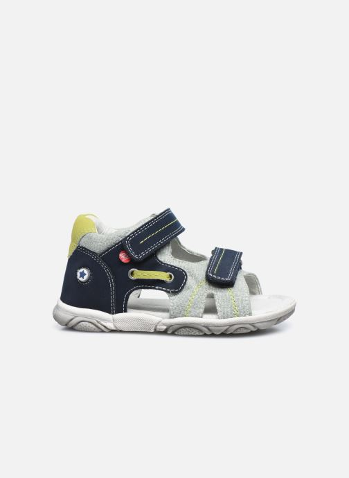 Sandali e scarpe aperte NA! Agris Azzurro immagine posteriore