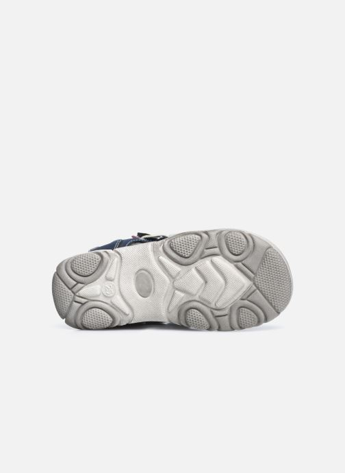 Sandalen NA! Agris blau ansicht von oben