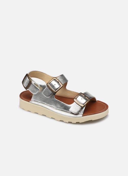 Sandali e scarpe aperte Young Soles Spike Argento vedi dettaglio/paio