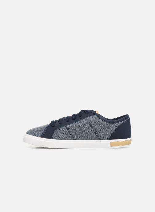 Sneakers Le Coq Sportif Verdon Gs Denim Blauw voorkant