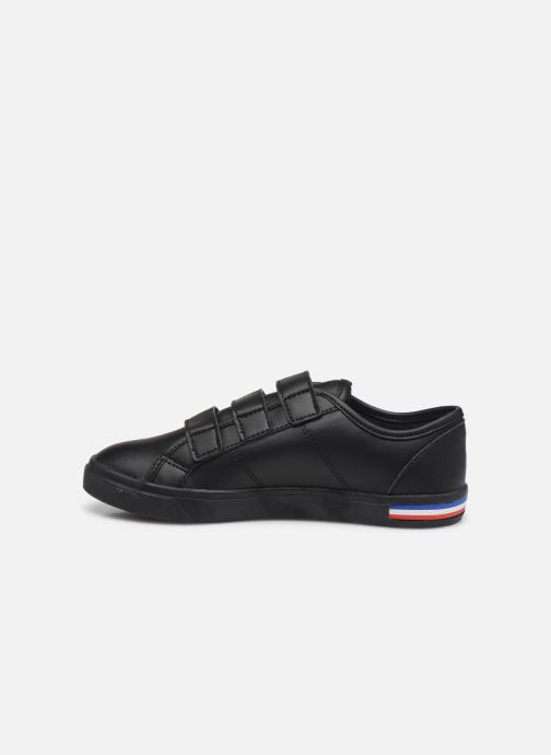 Sneakers Le Coq Sportif Verdon Ps Premium Zwart voorkant