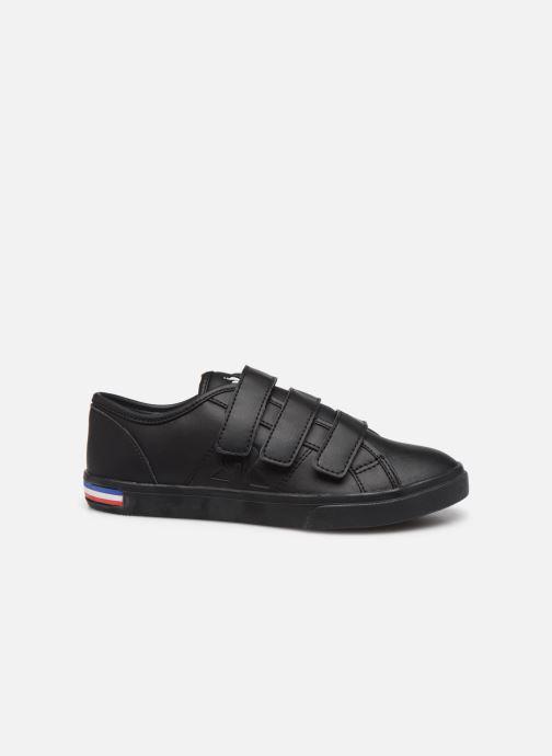 Sneakers Le Coq Sportif Verdon Ps Premium Zwart achterkant