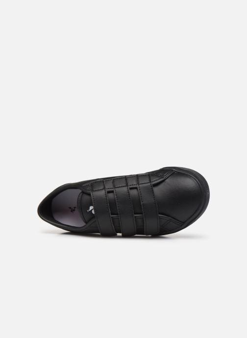 Sneakers Le Coq Sportif Verdon Ps Premium Zwart links