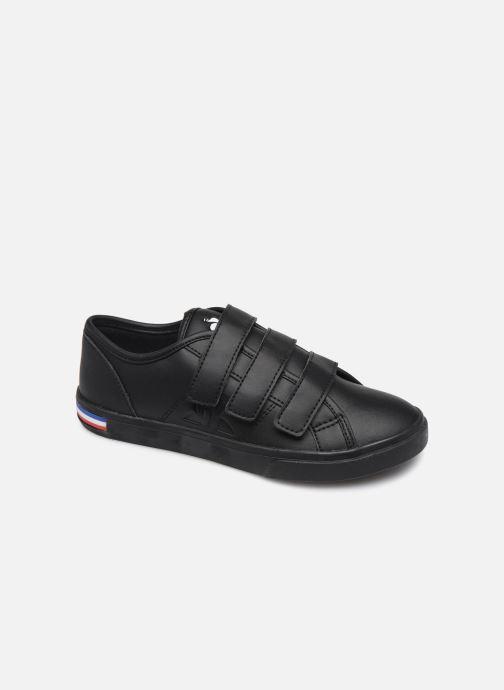 Sneakers Le Coq Sportif Verdon Ps Premium Zwart detail