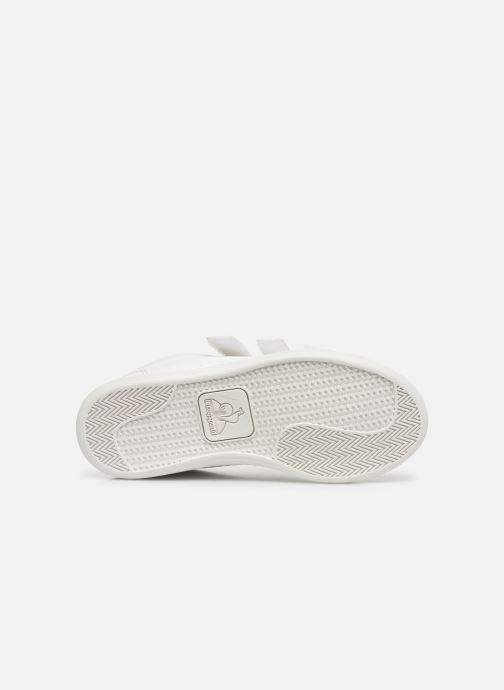 Sneakers Le Coq Sportif Courtstar Ps Denim Wit boven