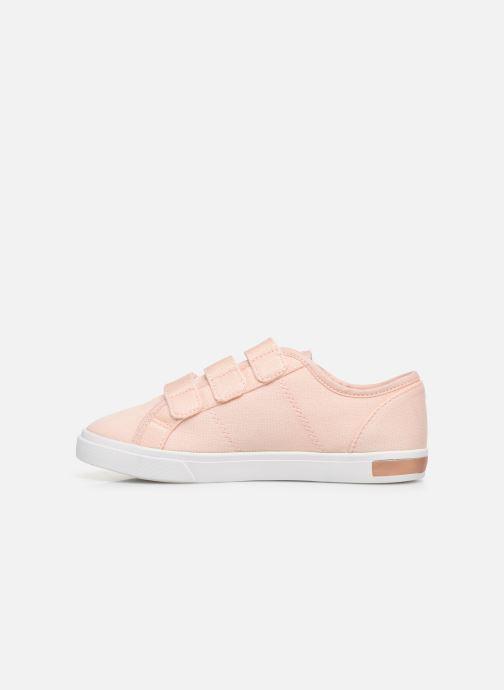 Sneakers Le Coq Sportif Verdon Ps Shiny Roze voorkant