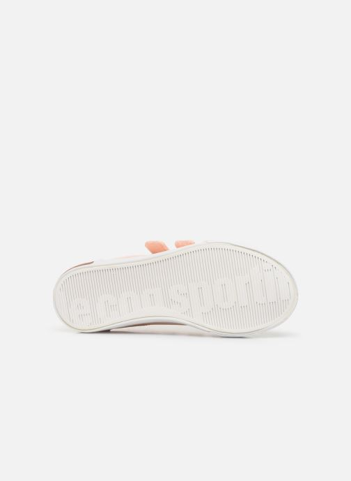 Sneakers Le Coq Sportif Verdon Ps Shiny Roze boven