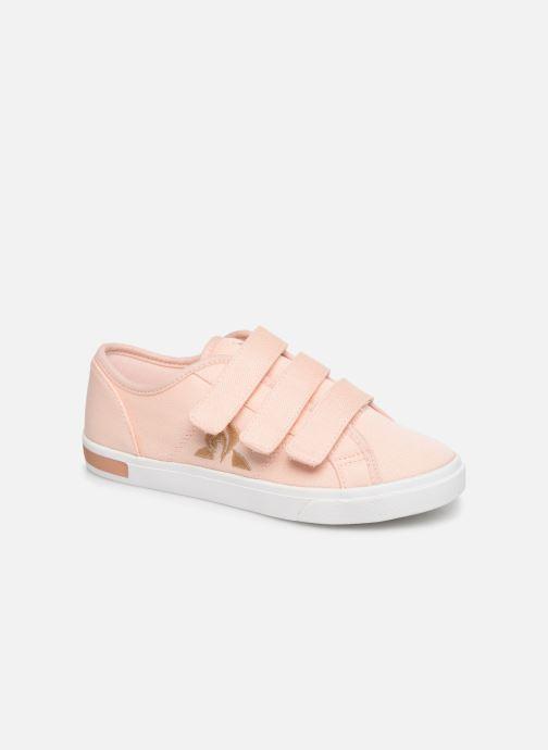 Sneakers Le Coq Sportif Verdon Ps Shiny Roze detail