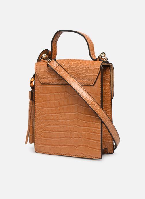 Handtaschen I Love Shoes BAPETI gelb ansicht von rechts