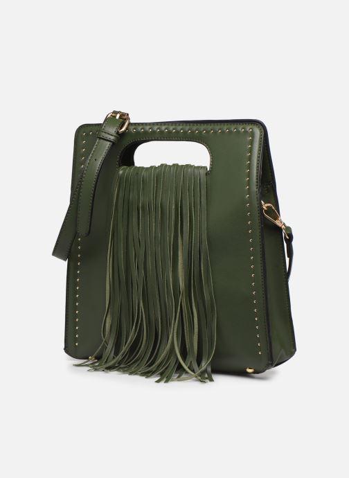 Handbags I Love Shoes BAFRANGE Green model view
