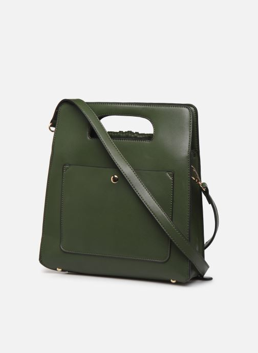 Handbags I Love Shoes BAFRANGE Green view from the right