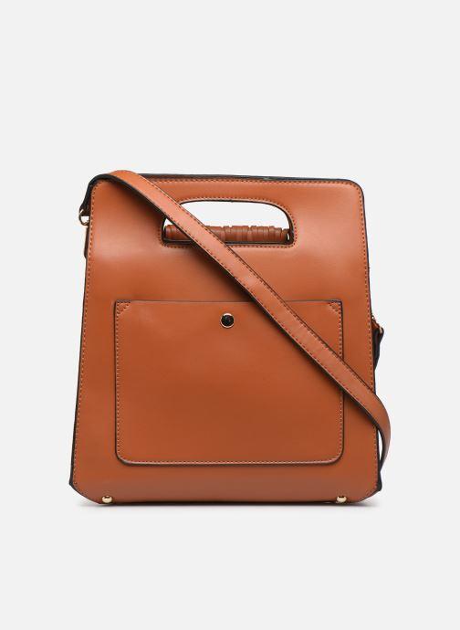 Handbags I Love Shoes BAFRANGE Brown front view