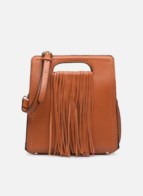 Handbags I Love Shoes BAFRANGE Brown detailed view/ Pair view