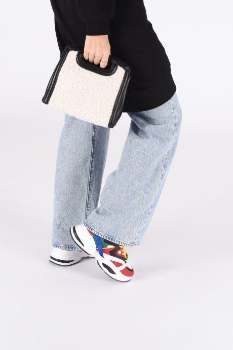 Sacs à main I Love Shoes BAGOAT Blanc vue bas / vue portée sac