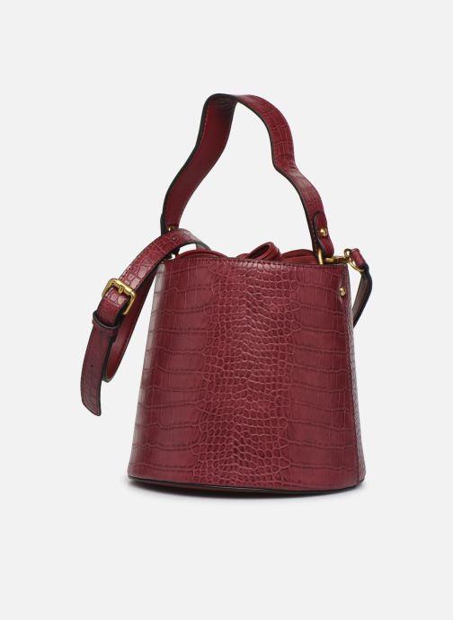 Handtaschen I Love Shoes BASSERA rot schuhe getragen