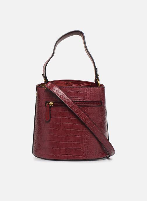 Handtaschen I Love Shoes BASSERA rot ansicht von vorne