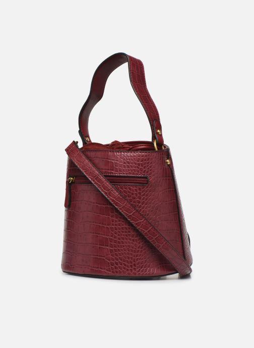 Handtaschen I Love Shoes BASSERA rot ansicht von rechts