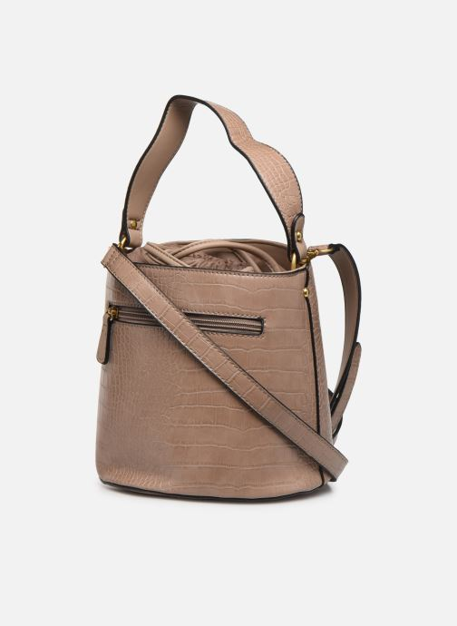 Handbags I Love Shoes BASSERA Beige view from the right