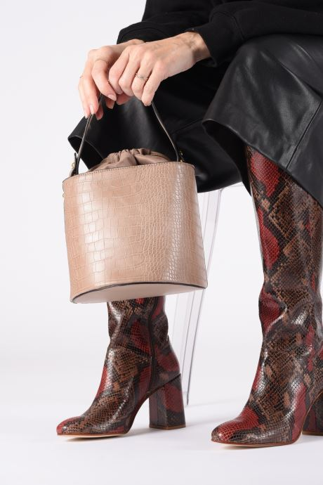Handbags I Love Shoes BASSERA Beige view from underneath / model view