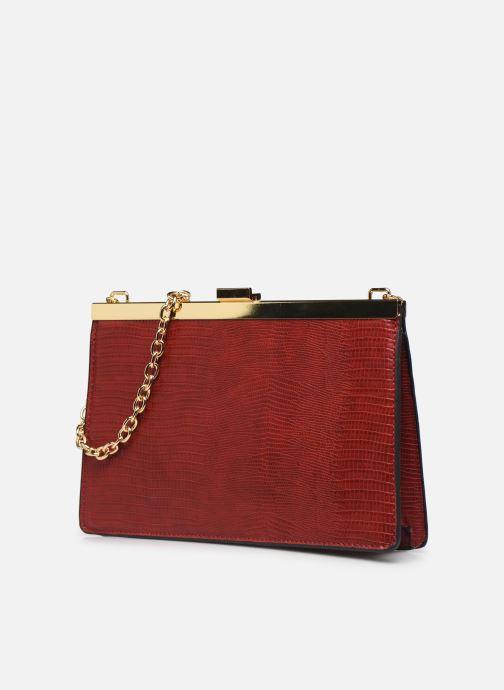 Handtaschen I Love Shoes BACHIC rot schuhe getragen