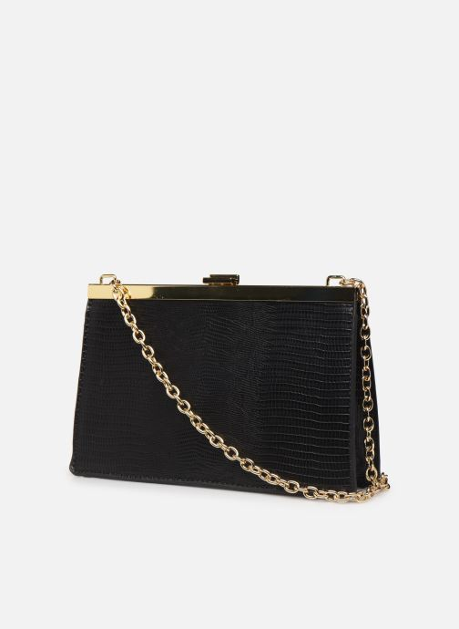 Handbags I Love Shoes BACHIC Black view from the right