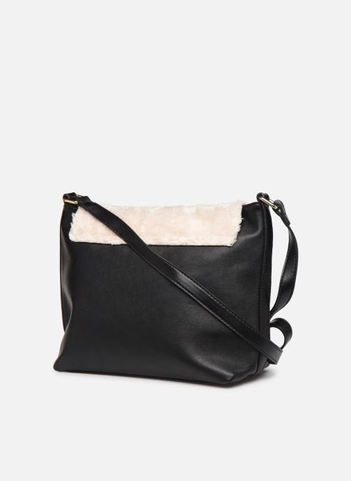 Handbags I Love Shoes BALISE Black view from the right