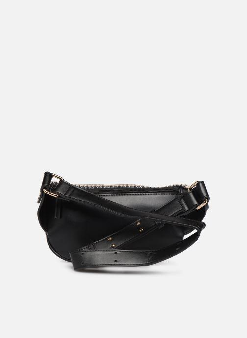Petite Maroquinerie I Love Shoes BANANIE Gris vue face