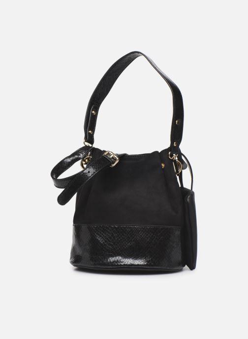 Handbags I Love Shoes BAFIL Black detailed view/ Pair view