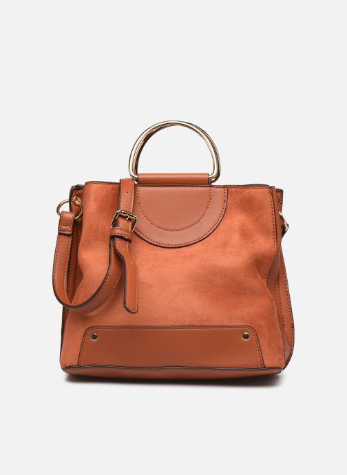 Handtassen I Love Shoes BASEC Bruin detail