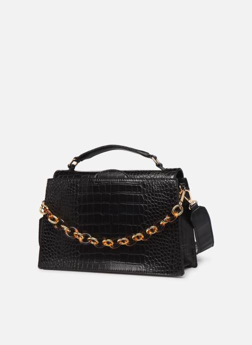 Handtaschen I Love Shoes BAJOUX schwarz schuhe getragen