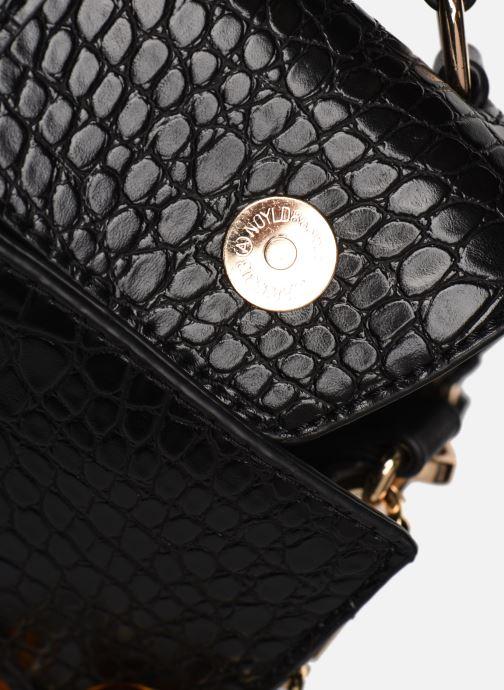 Handtaschen I Love Shoes BAJOUX schwarz ansicht von links
