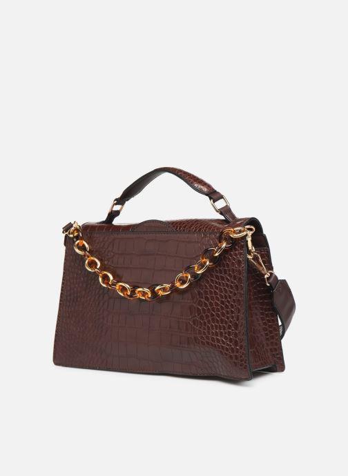 Handtaschen I Love Shoes BAJOUX braun schuhe getragen