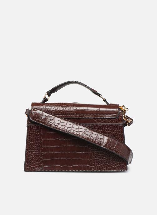 Handtaschen I Love Shoes BAJOUX braun ansicht von vorne