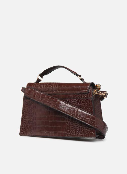Handtaschen I Love Shoes BAJOUX braun ansicht von rechts